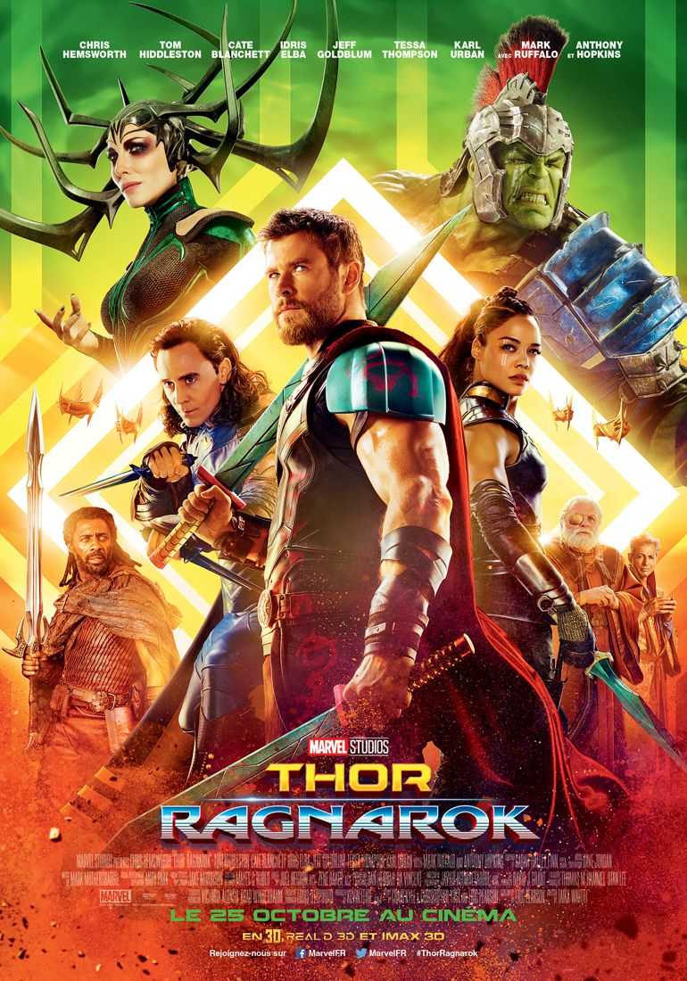 Thor : Ragnarok - Film (2017) streaming VF gratuit complet