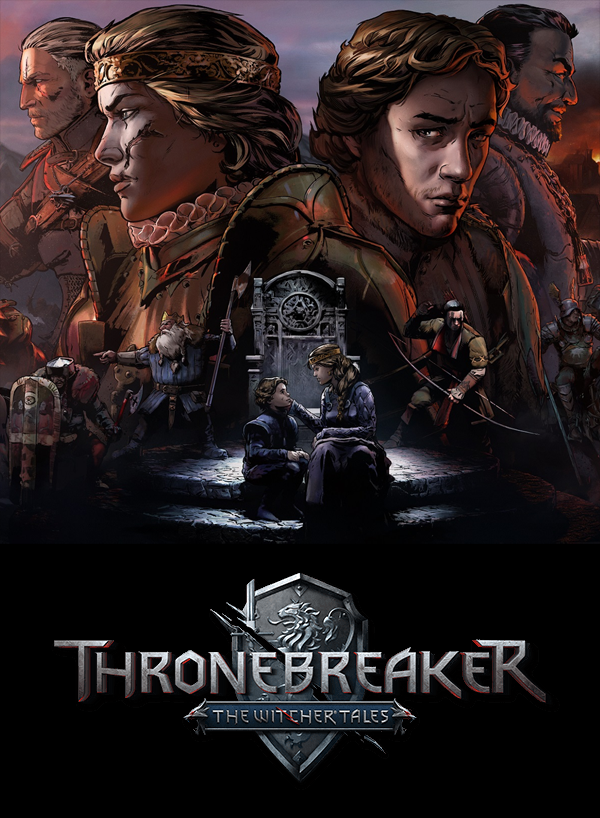 Thronebreaker : The Witcher Tales (2018)  - Jeu vidéo streaming VF gratuit complet