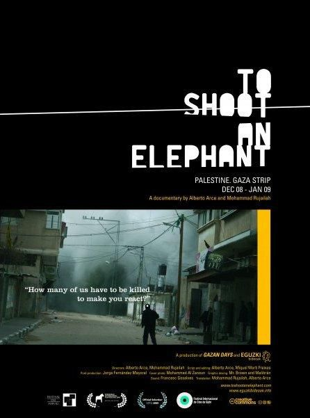 To shoot an elephant - Documentaire (2010) streaming VF gratuit complet