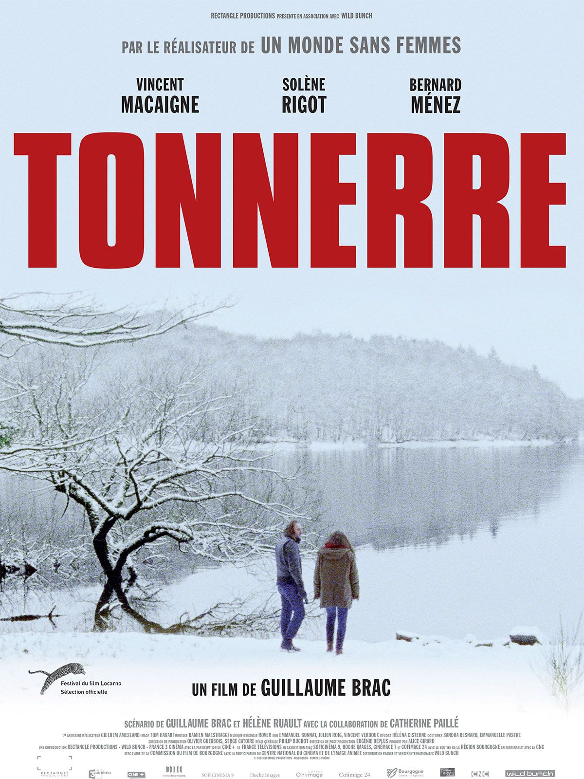 Tonnerre - Film (2014) streaming VF gratuit complet
