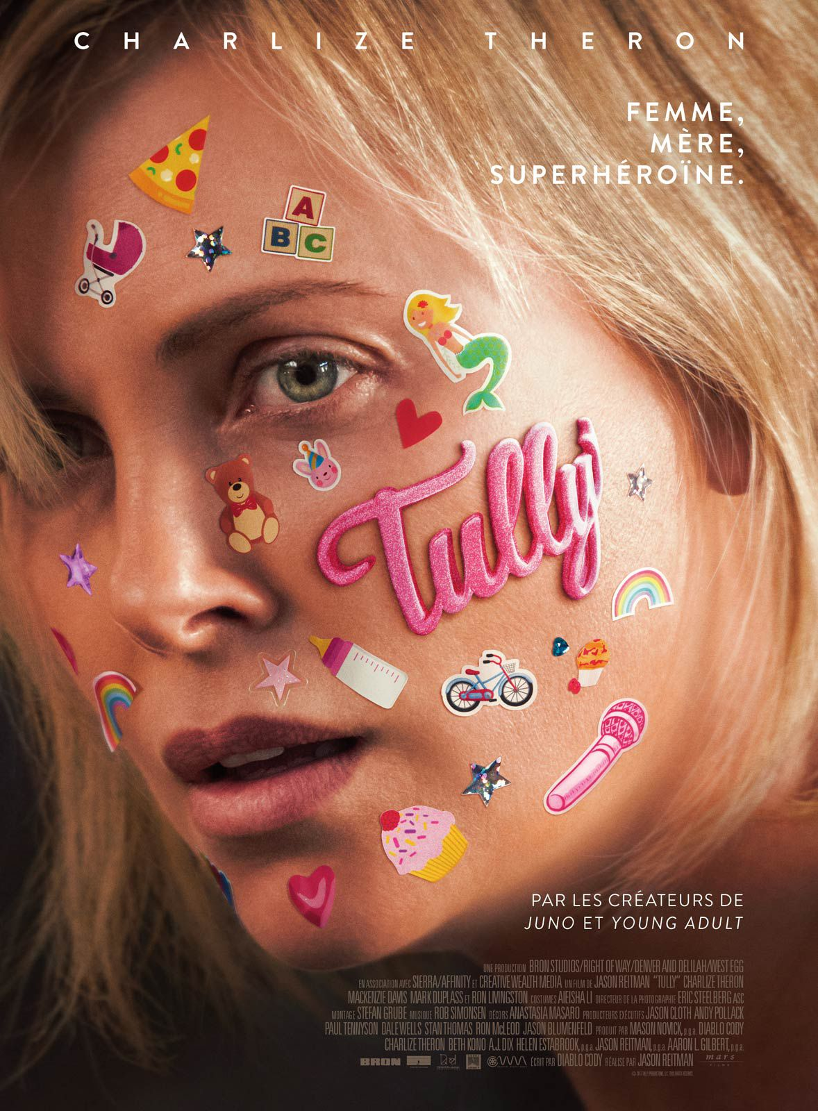 Tully - Film (2018) streaming VF gratuit complet