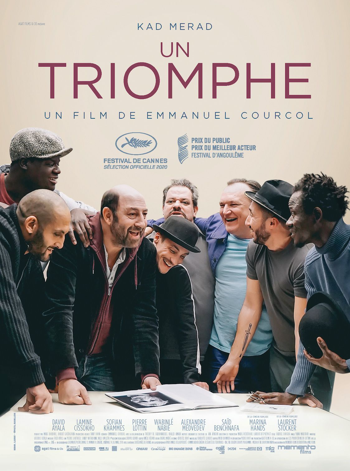 Un Triomphe - Film (2020) streaming VF gratuit complet