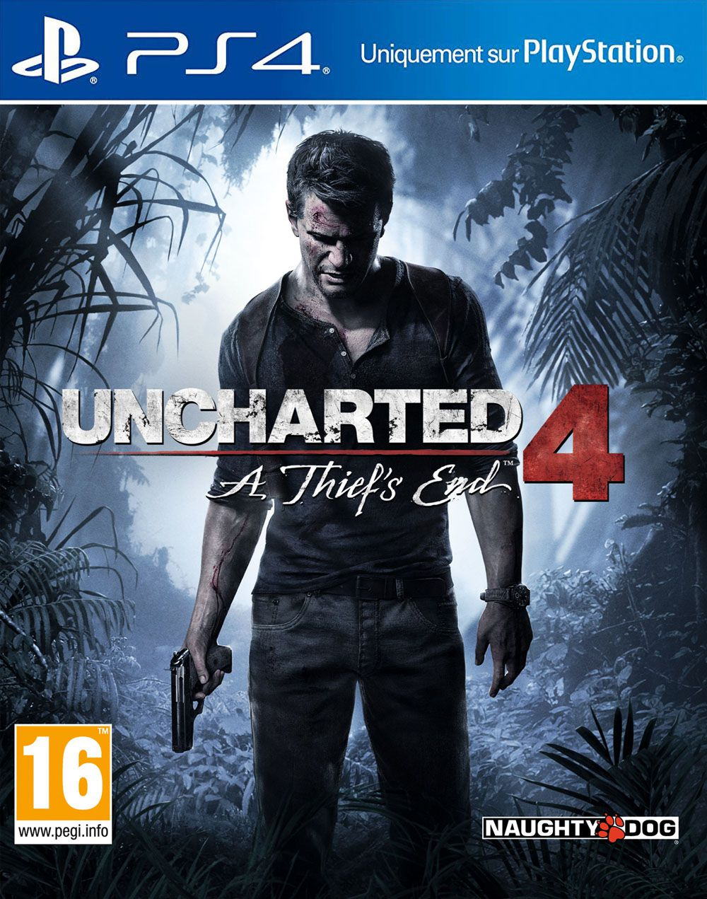 Uncharted 4 : A Thief's End (2016)  - Jeu vidéo streaming VF gratuit complet