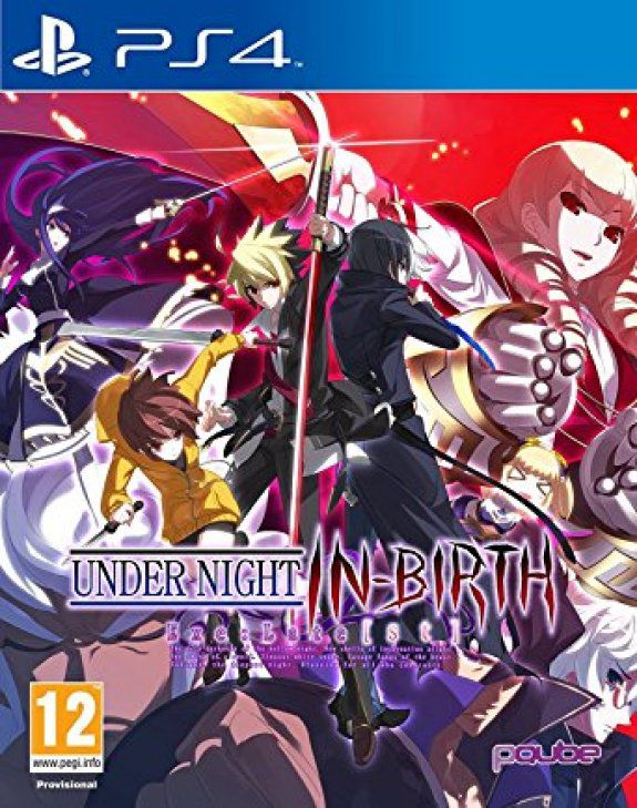 Under Night In-Birth Exe:Late[st] (2018)  - Jeu vidéo streaming VF gratuit complet