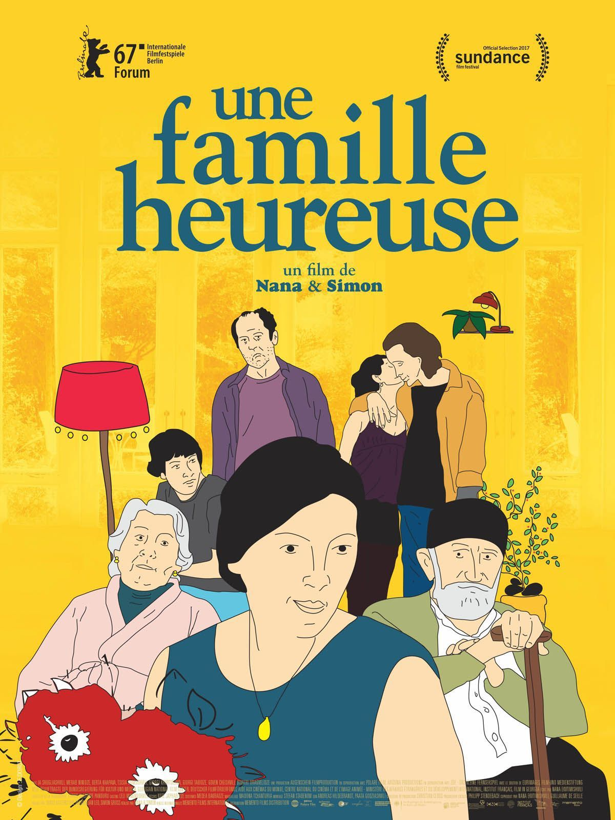 Une Famille heureuse - Film (2017) streaming VF gratuit complet