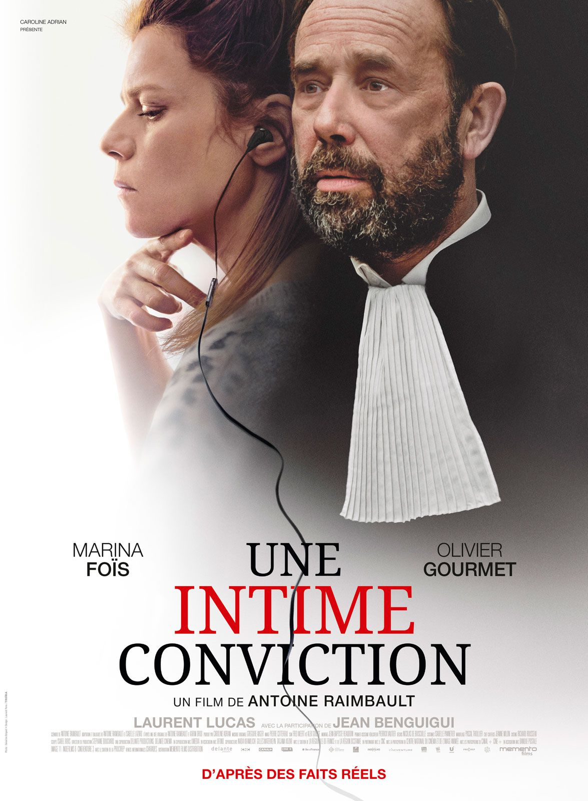 Une intime conviction - Film (2019) streaming VF gratuit complet