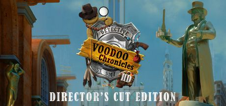 Voodoo Chronicles: The First Sign HD - Director's Cut Edition (2015)  - Jeu vidéo streaming VF gratuit complet