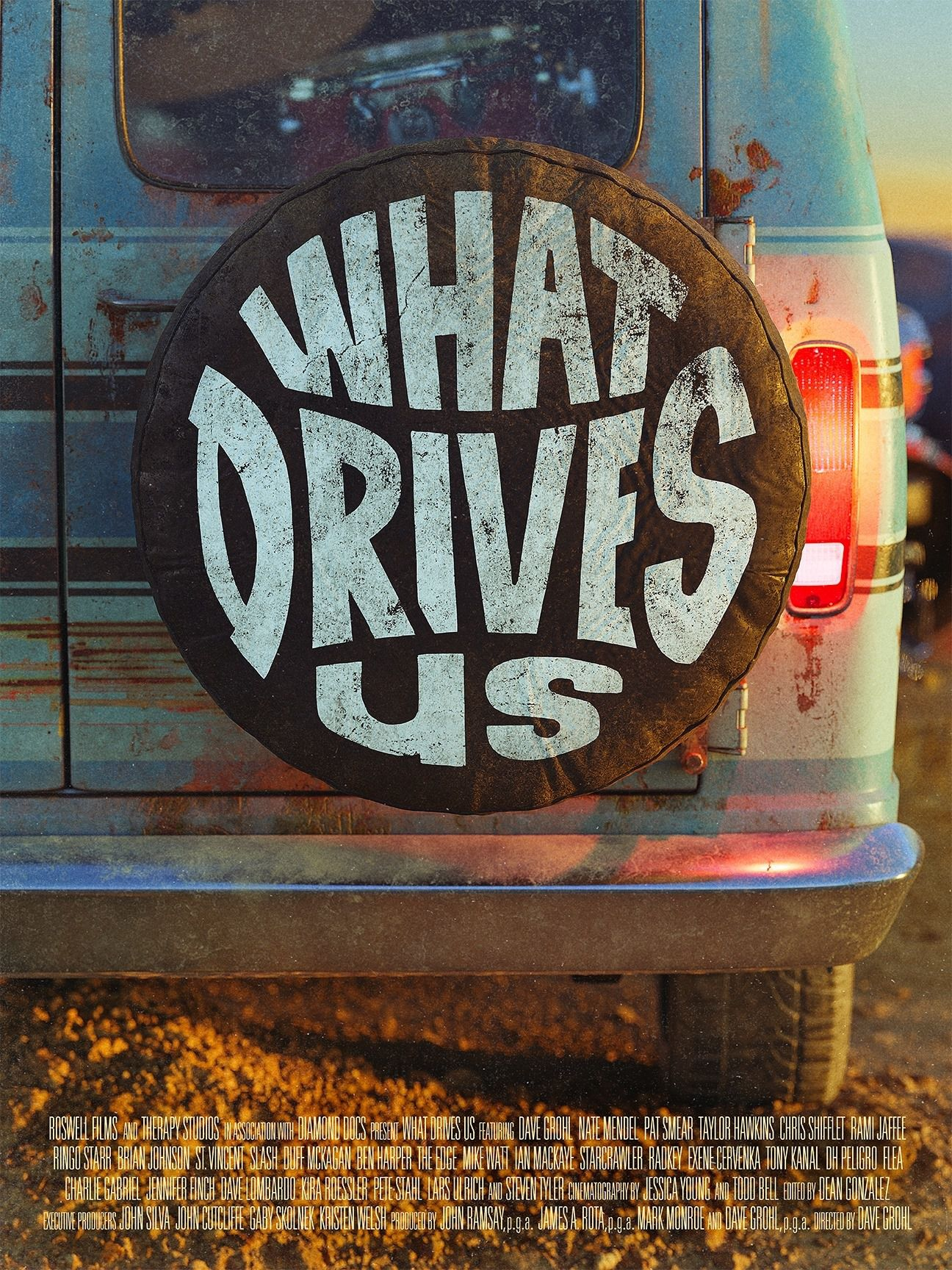 WHAT DRIVES US - Documentaire (2021) streaming VF gratuit complet