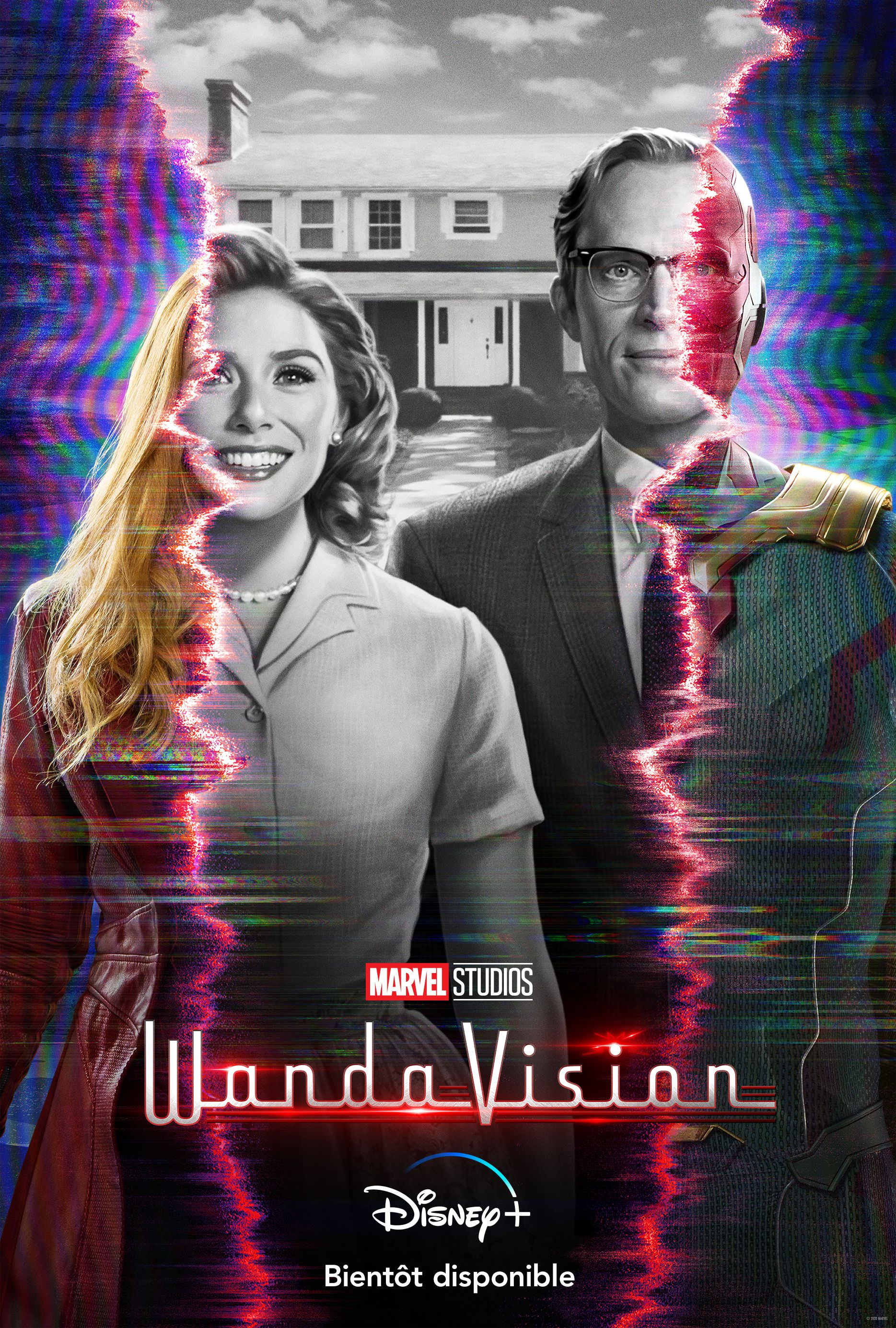 WandaVision - Série (2021) streaming VF gratuit complet