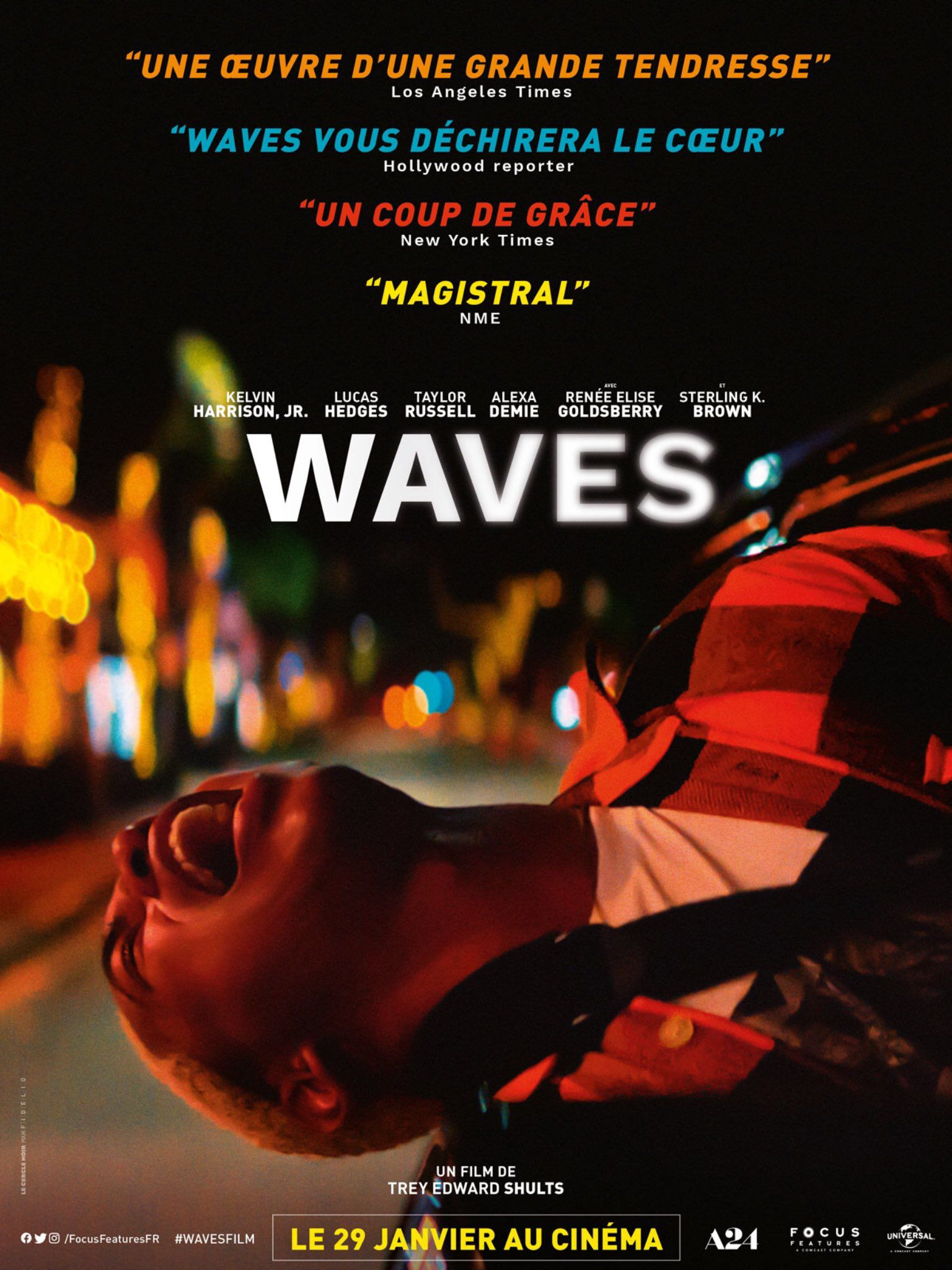 Waves - Film (2020) streaming VF gratuit complet
