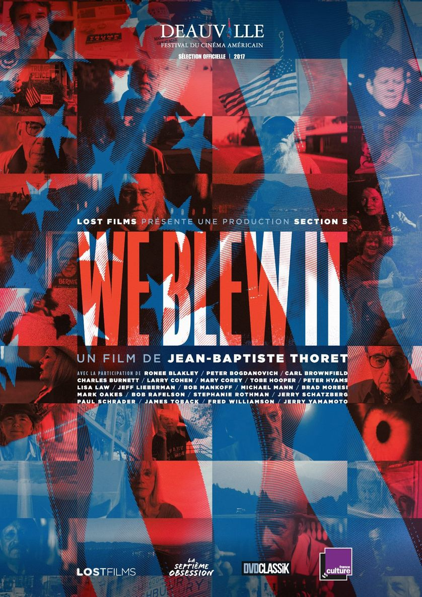 We Blew It - Documentaire (2017) streaming VF gratuit complet