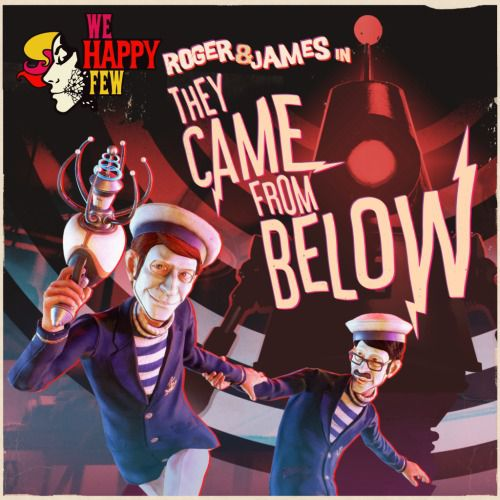 We Happy Few : They Came from Below  - Jeu vidéo streaming VF gratuit complet