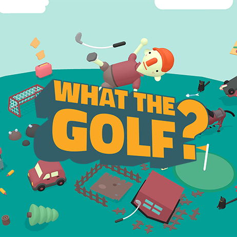 What The Golf? (2019)  - Jeu vidéo streaming VF gratuit complet