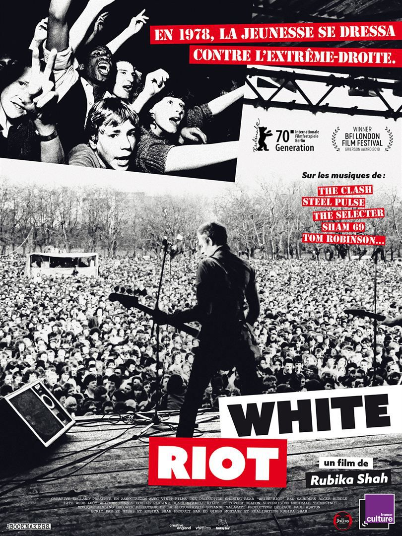 White Riot - Documentaire (2020) streaming VF gratuit complet