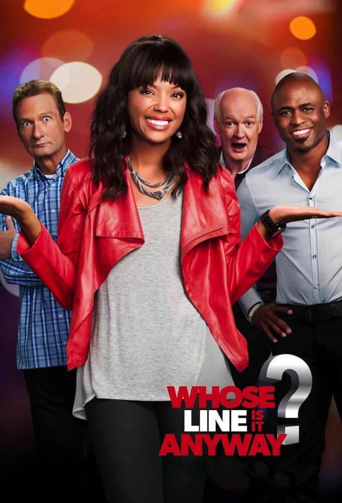 Voir Film Whose Line Is It Anyway? - Série (1998) streaming VF gratuit complet