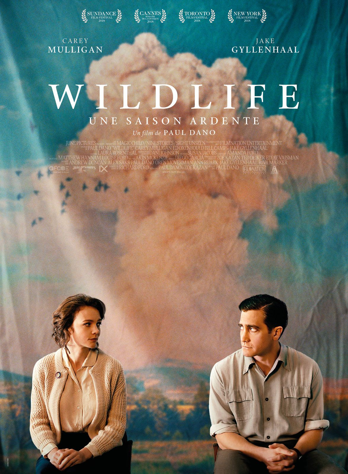 Wildlife : une saison ardente - Film (2018) streaming VF gratuit complet