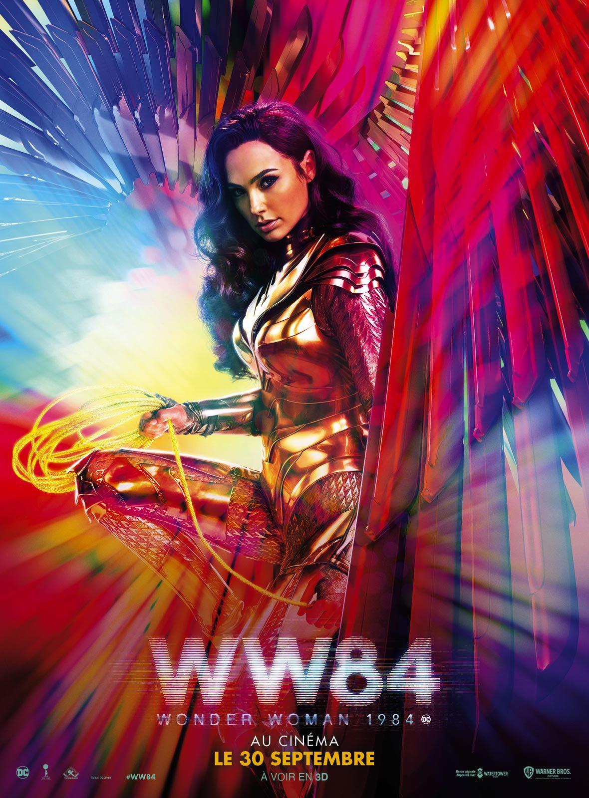 Wonder Woman 1984 - Film (2020)