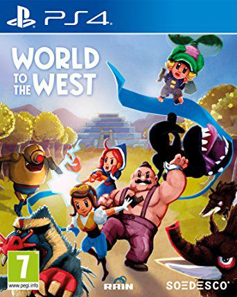 World to the West (2017)  - Jeu vidéo streaming VF gratuit complet