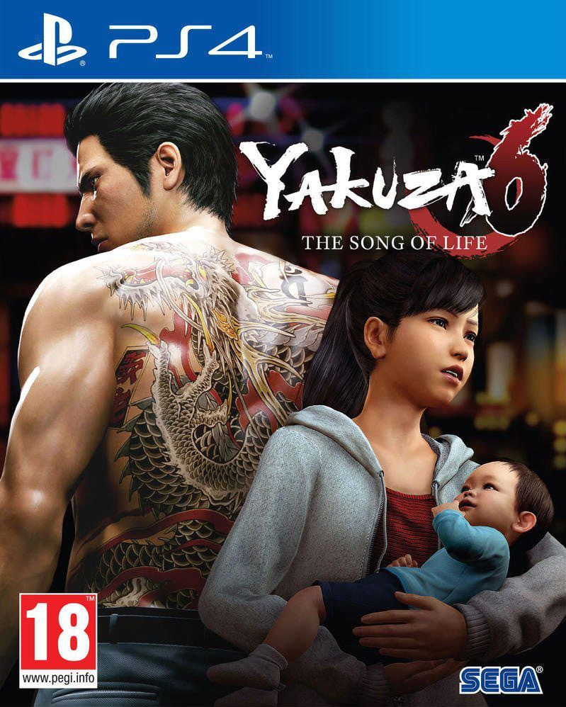 Yakuza 6 : The Song of Life (2016)  - Jeu vidéo streaming VF gratuit complet