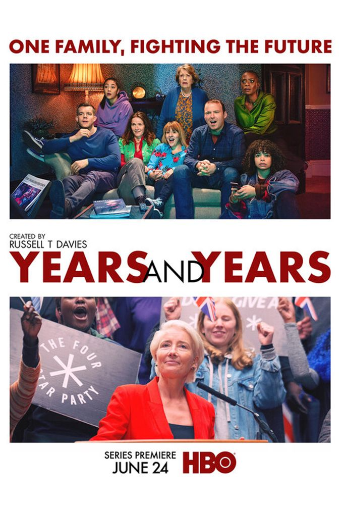 Film Years and Years - Série (2019)
