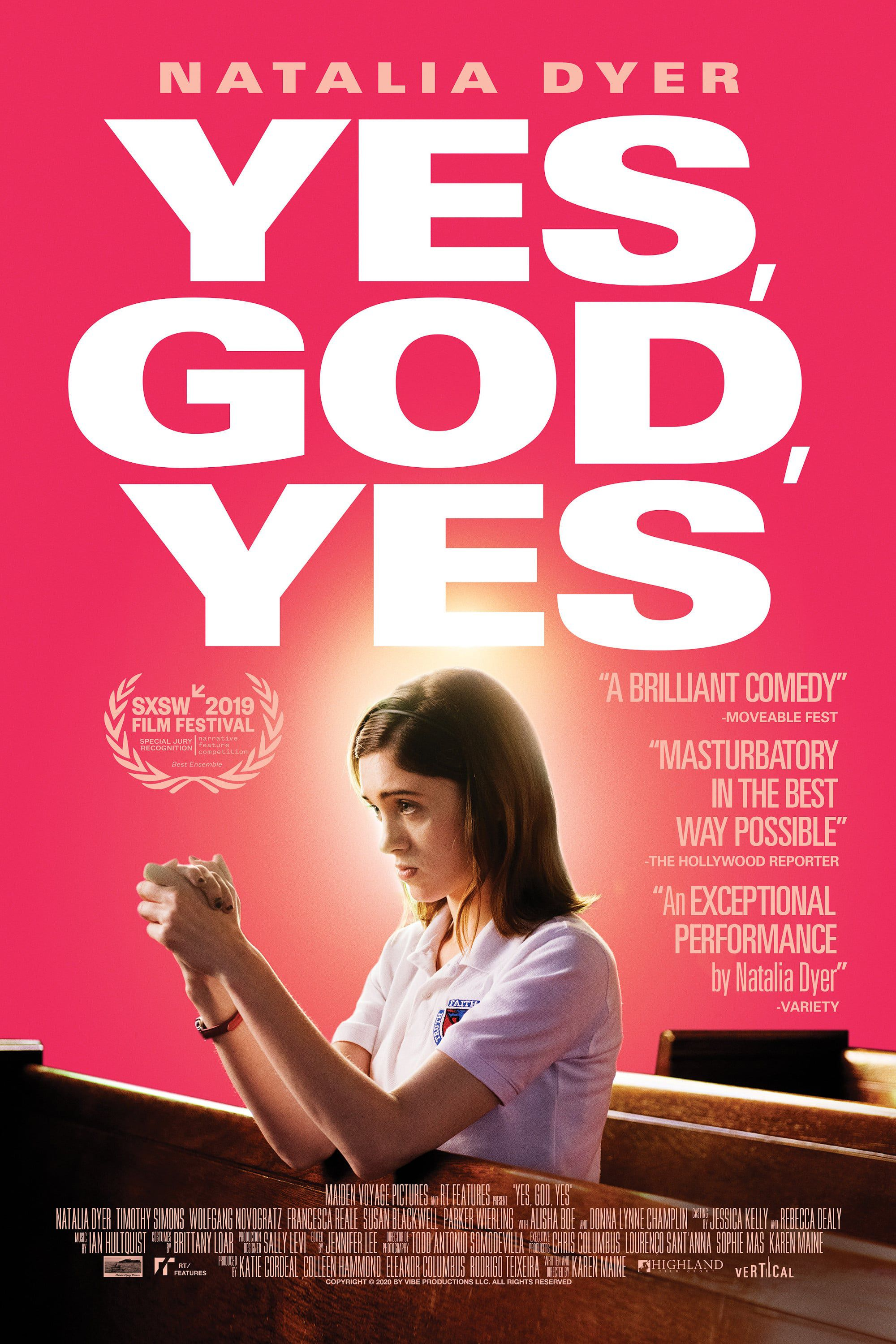 Voir Film Yes, God, Yes - Film (2020) streaming VF gratuit complet