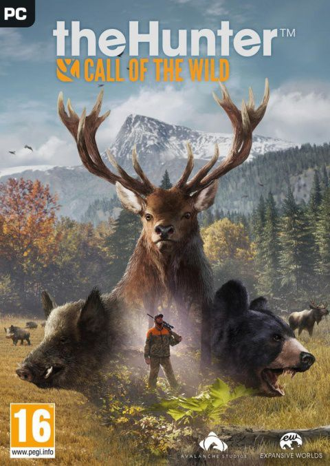 theHunter : Call of the Wild (2017)  - Jeu vidéo streaming VF gratuit complet